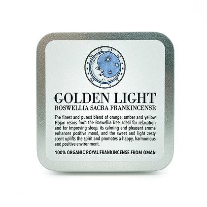 GOLDEN LIGHT - 100% Organic Frankincense - 35g