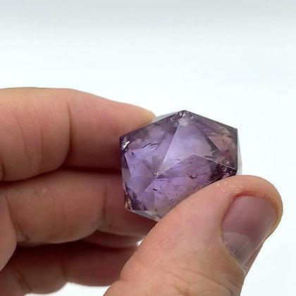 Amethyst Icosahedron - A grade (3cm approx)