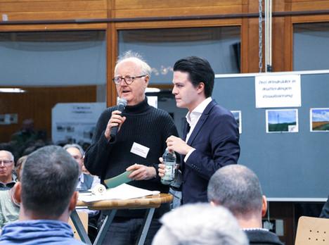 Dialog- und Informationsprozess 'Drei Windräder für Watterdingen?' in Tengen