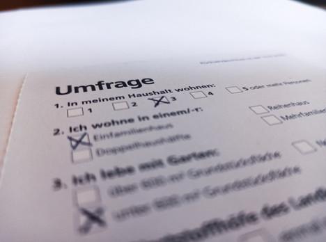 Umfrage: Bioabfallsammlung in Sigmaringen