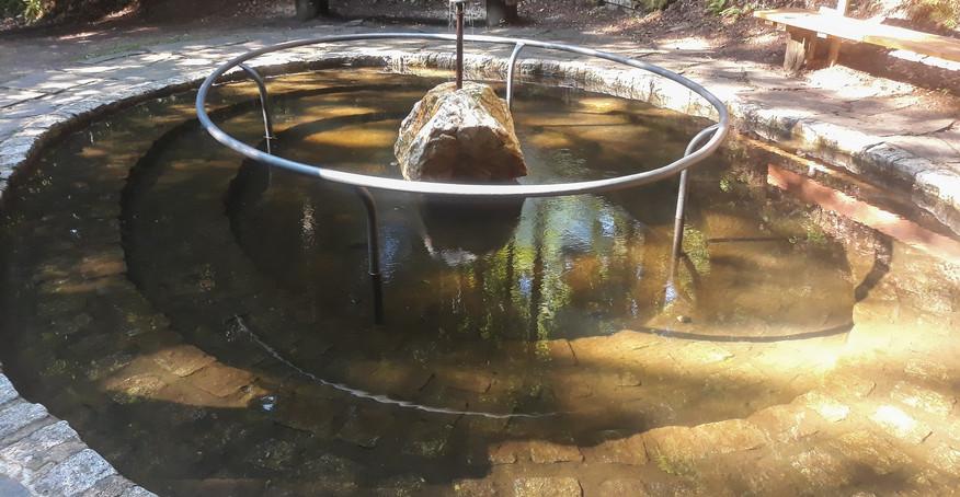 Wassertretanlage