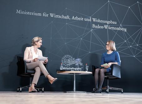 Wirtschaftsgipfel Digital Stuttgart