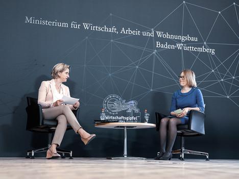 Wirtschaftsgipfel Digital (Stuttgart)