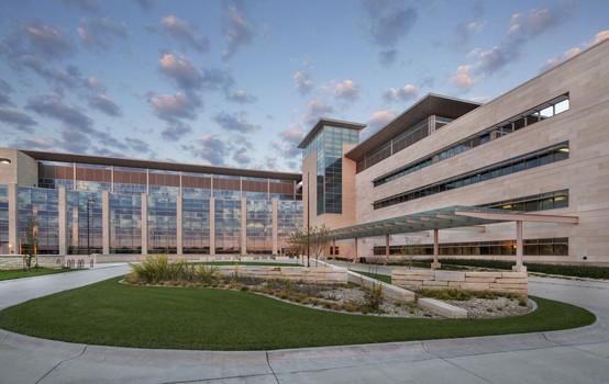 New Irwin Hospital