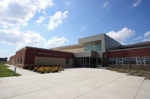 New Ray-Pec Middle School