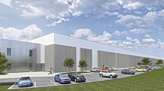 Garvin Warehouse