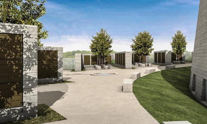 COR Memorial Garden