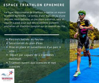 Espace Triathlon Éphémère
