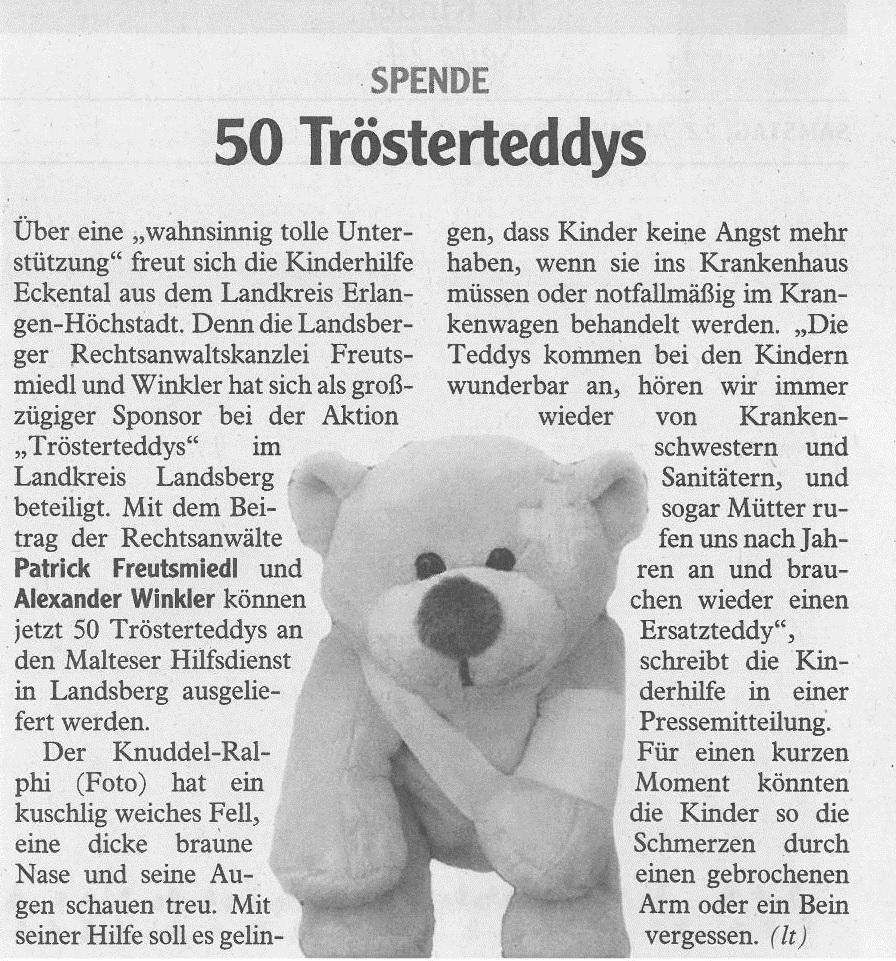 Landsberger Tagblatt, August 2015