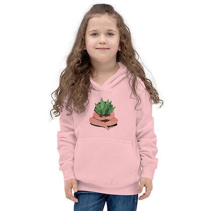 KIDS HOODIE plant lady