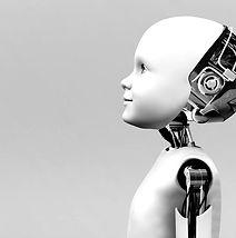 Robot child