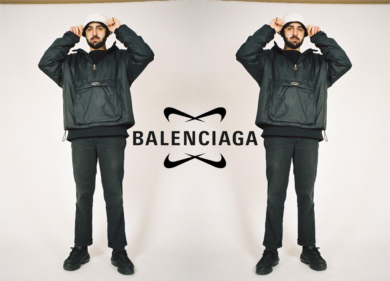 Balenciaga x Nike