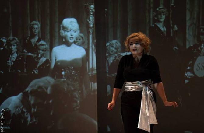 """[AGENDA] """"Marilyn Monroe.doc"""" na Campanha"""