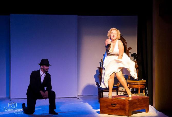 """[JUN] """"Marilyn Monroe.doc"""" no Teatro Alterosa celebra aniversário da estrela!"""