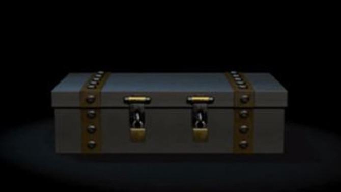 O Senhor A tem uma caixa (secreta)