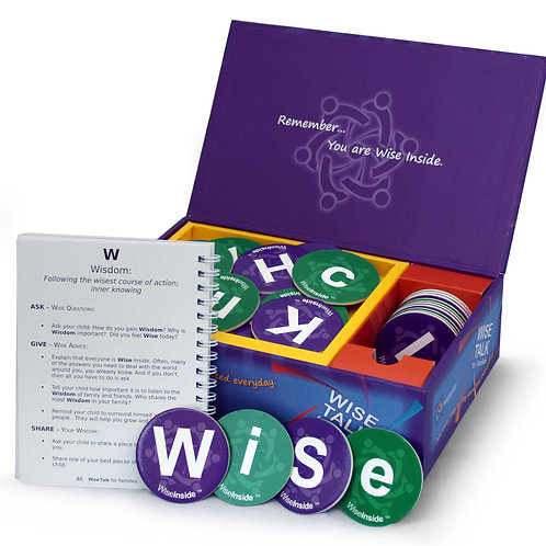 WiseTalk for Families Game