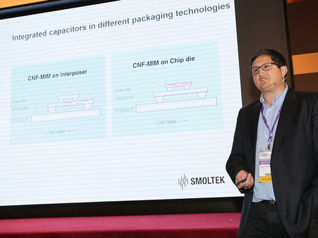 Smoltek is attending EDAPS 2019 in Taiwan