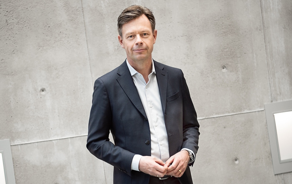 Anders Johansson, CEO
