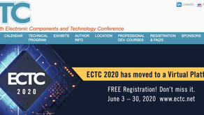 Watch our virtual presentations at ECTC 2020