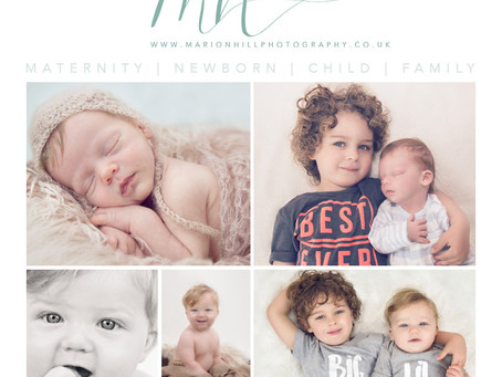 Newborn and baby photography - The best smiles