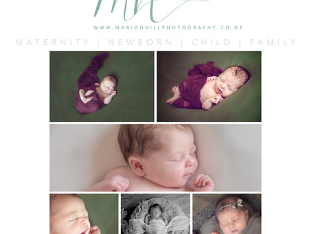 Marion Hill Photography - Newborn photography
