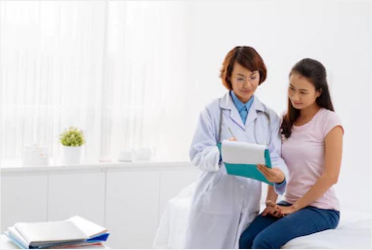Women's health care clinic in Germiston
