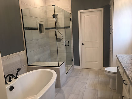 Master Bathroom - 415TE