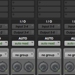 Resetting I/O in Each Studio