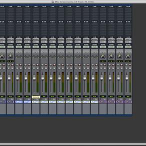 15. Narrow Mix Mode, Track Colour & Zero Faders