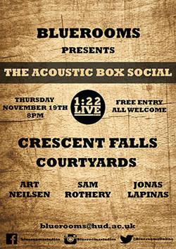 The Acoustic Box Social