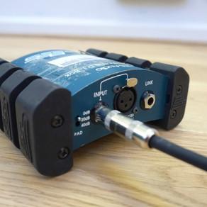 Recording A DI Signal Into Pro Tools