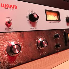Using Warm Audio Compressors in Redrooms