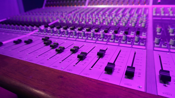 Audient Faders