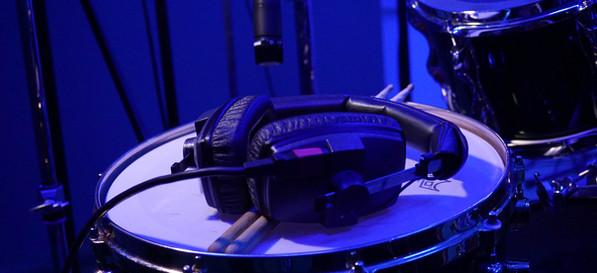 Drum Recording in GR1