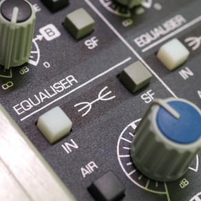 Using the EQ Section