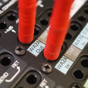 Routing to the Outboard Equipment