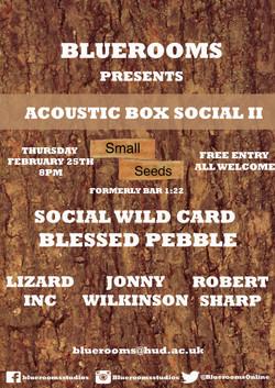 Acoustic Box Social II