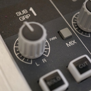 Using and Recording Mix Busses and Sub Groups
