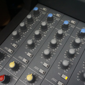 Using the EQ Section on the Desk