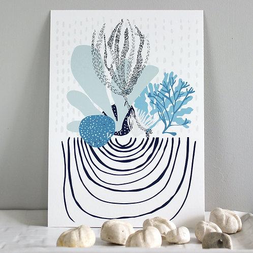 SEAWEED SWAY PRINT