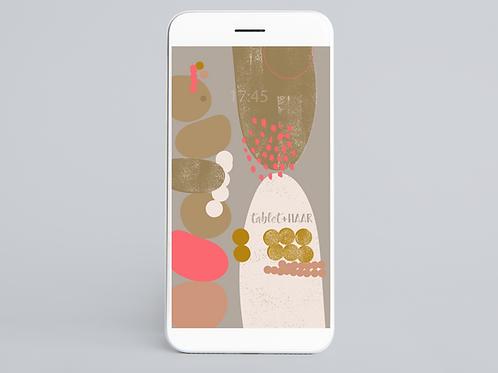 Hot Pink Phone Wallpaper