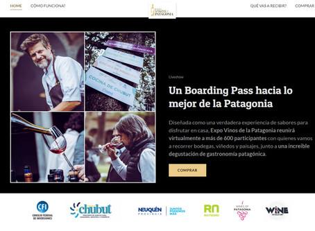 """""""Expo Vinos de la Patagonia"""" celebrará su edición virtual el 30 de octubre"""
