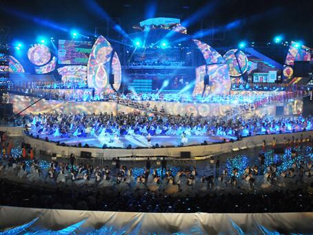 """Mendoza prepara una """"Sinfonía Azul"""" para la fiesta de la Vendimia 2020"""