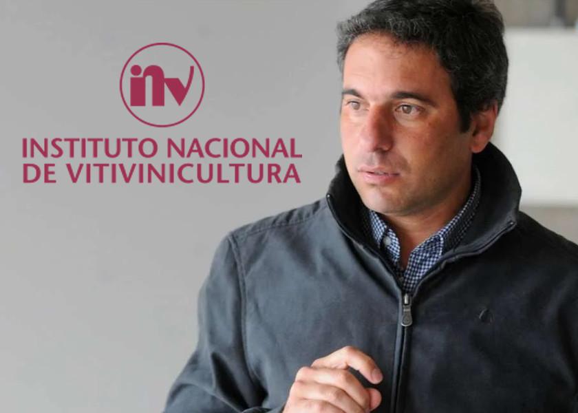 Martín Hinojosa, presidente del INV