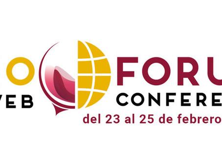 Enoforum Web Conference 2021 abre su inscripción online y gratuita
