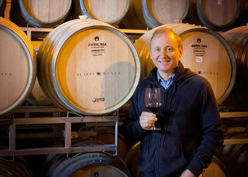 Maximiliano Hernández Toso, nuevo presidente de Wines of Argentina