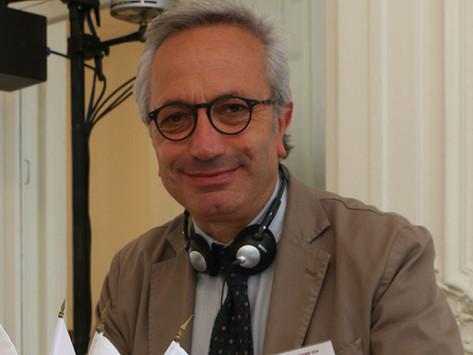 Luigi Moio, nuevo presidente de la OIV