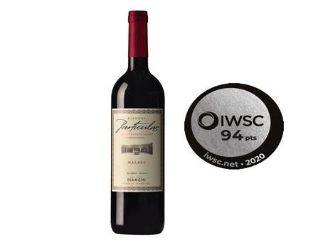 Bodegas Bianchi, reconocida por la IWSC