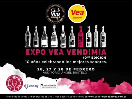 Wine in Moderation se suma a la 10ma. edición de la Expo Vea Vendimia