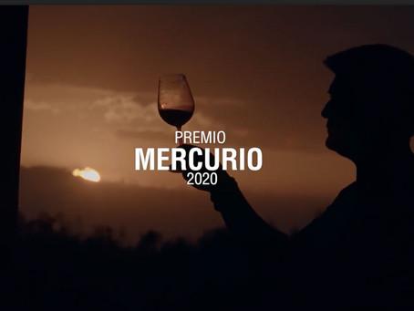 """El Fondo Vitivinícola fue distinguido con el """"Mercurio de Oro"""""""